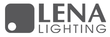 LENA lighting logo