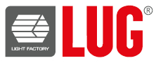 LUG light factory logo